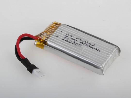 LiPo-Akku 3,7V/500 mAh(23908)