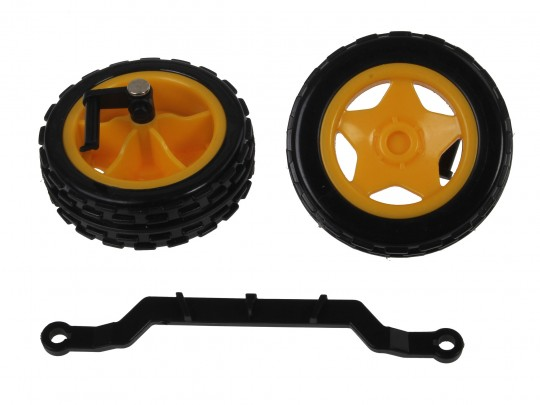 Front axle (24613)