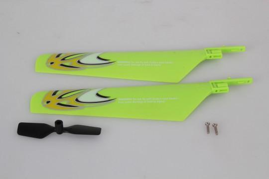 Spare blade set (23911)