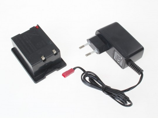 6,4V LiFePo Battery Pack & Quick