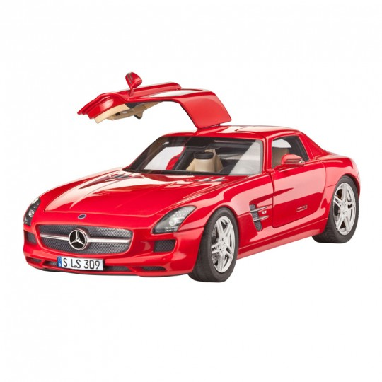 Model Set Mercedes SLS AMG