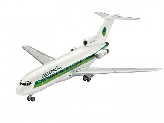 Model Set Boeing 727-100 Germania
