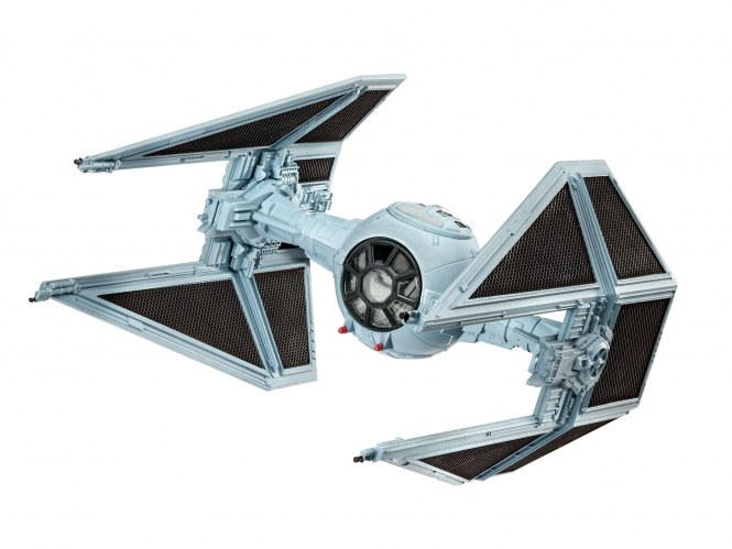 TIE Interceptor-Modelbausatz