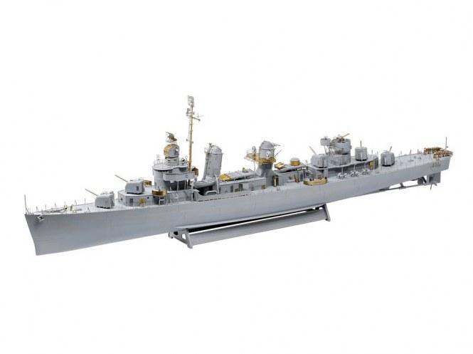 Fletcher Class Destroyer PLATINUM