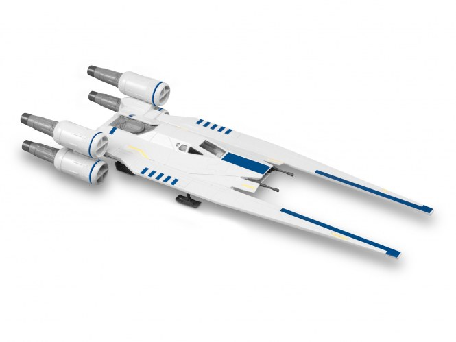 Build & Play Rebel U-Wing Fighter