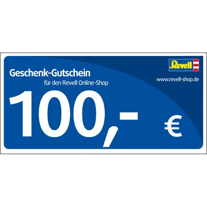 Revell eShop Gutschein 100,00