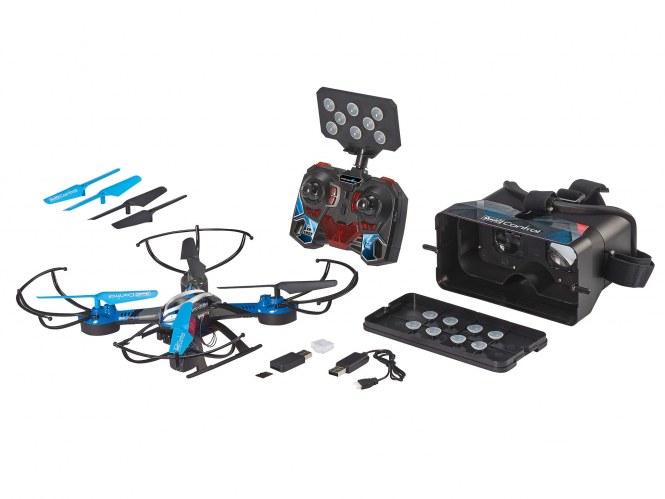 "VR-Quadcopter ""VR-SHOT"""