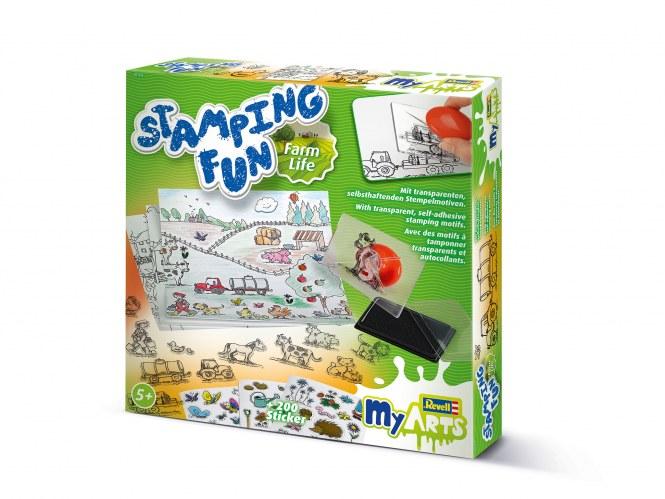 Stamping Fun (Farm Life)