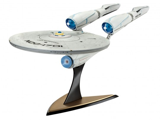 Revell Model Building Official Website Of Revell Germany U S S Enterprise Ncc 1701 Into Darkness
