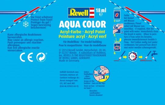 Revell Aqua Sea Green Gloss