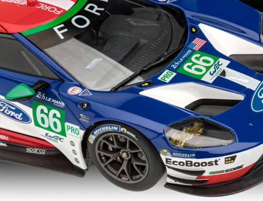 Ford Gt Le Mans  Morepic