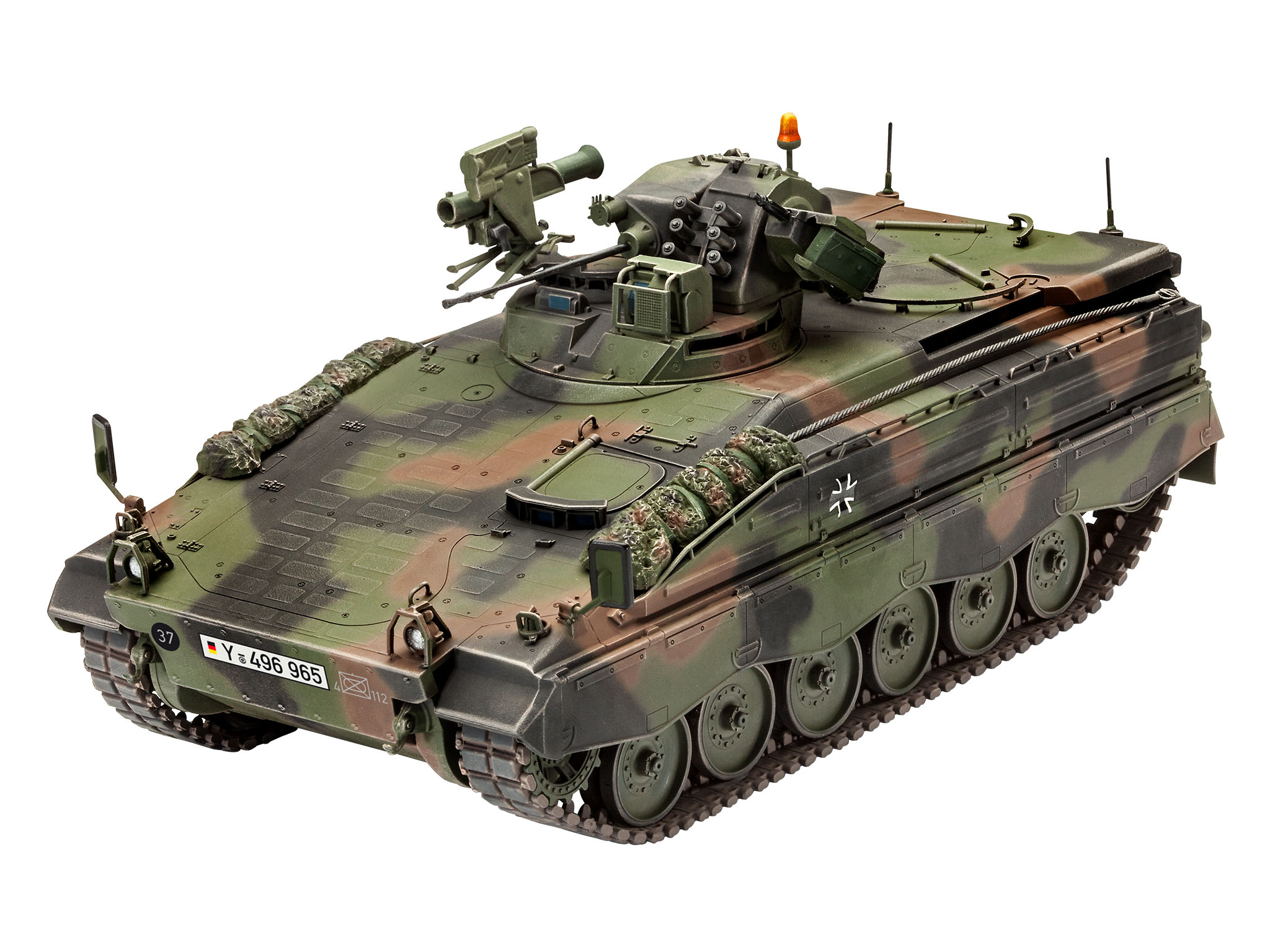 Military Vehicles For Sale >> Revell | SPz Marder 1 A3
