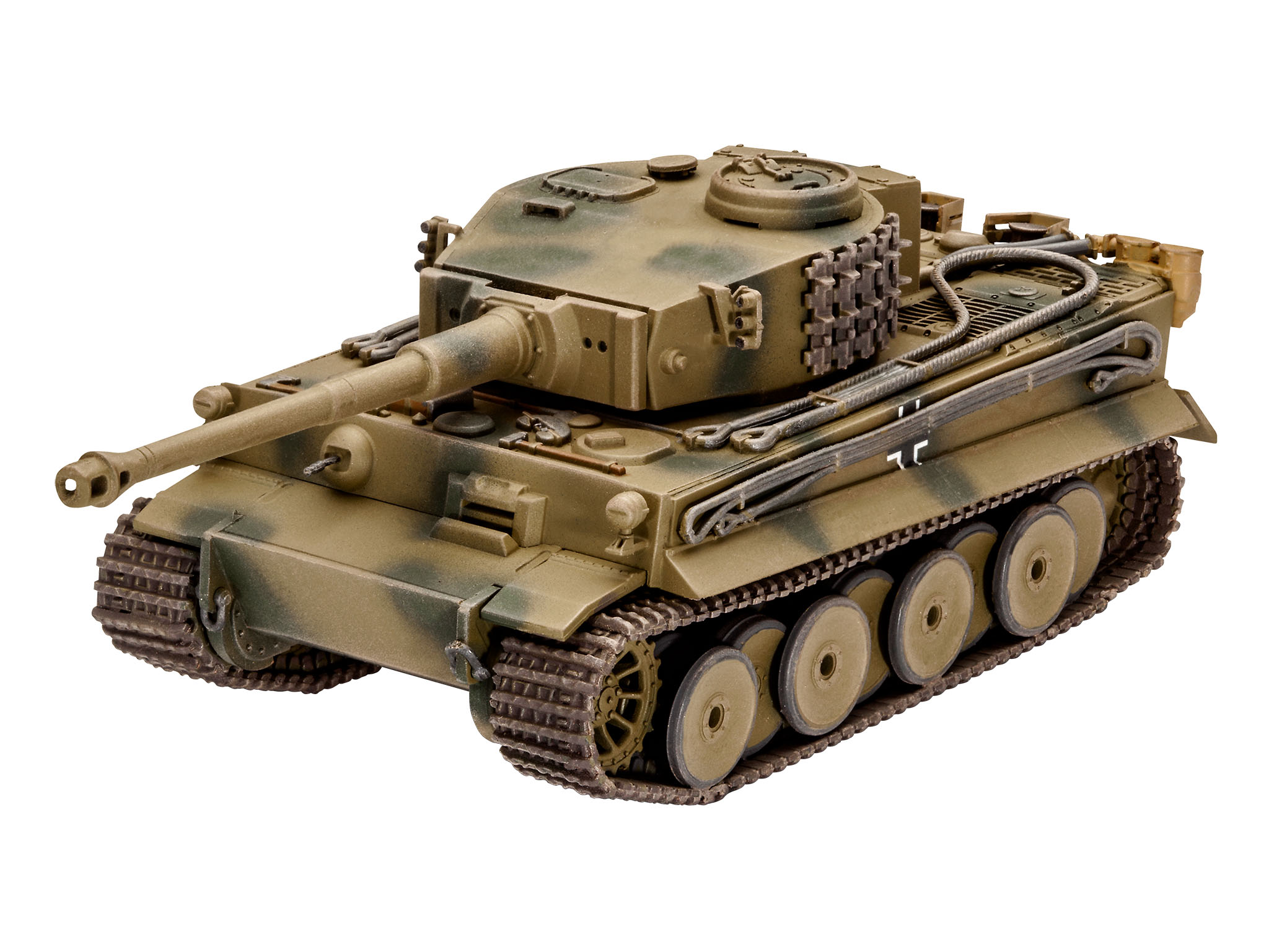 revell pzkpfw vi ausf h tiger. Black Bedroom Furniture Sets. Home Design Ideas