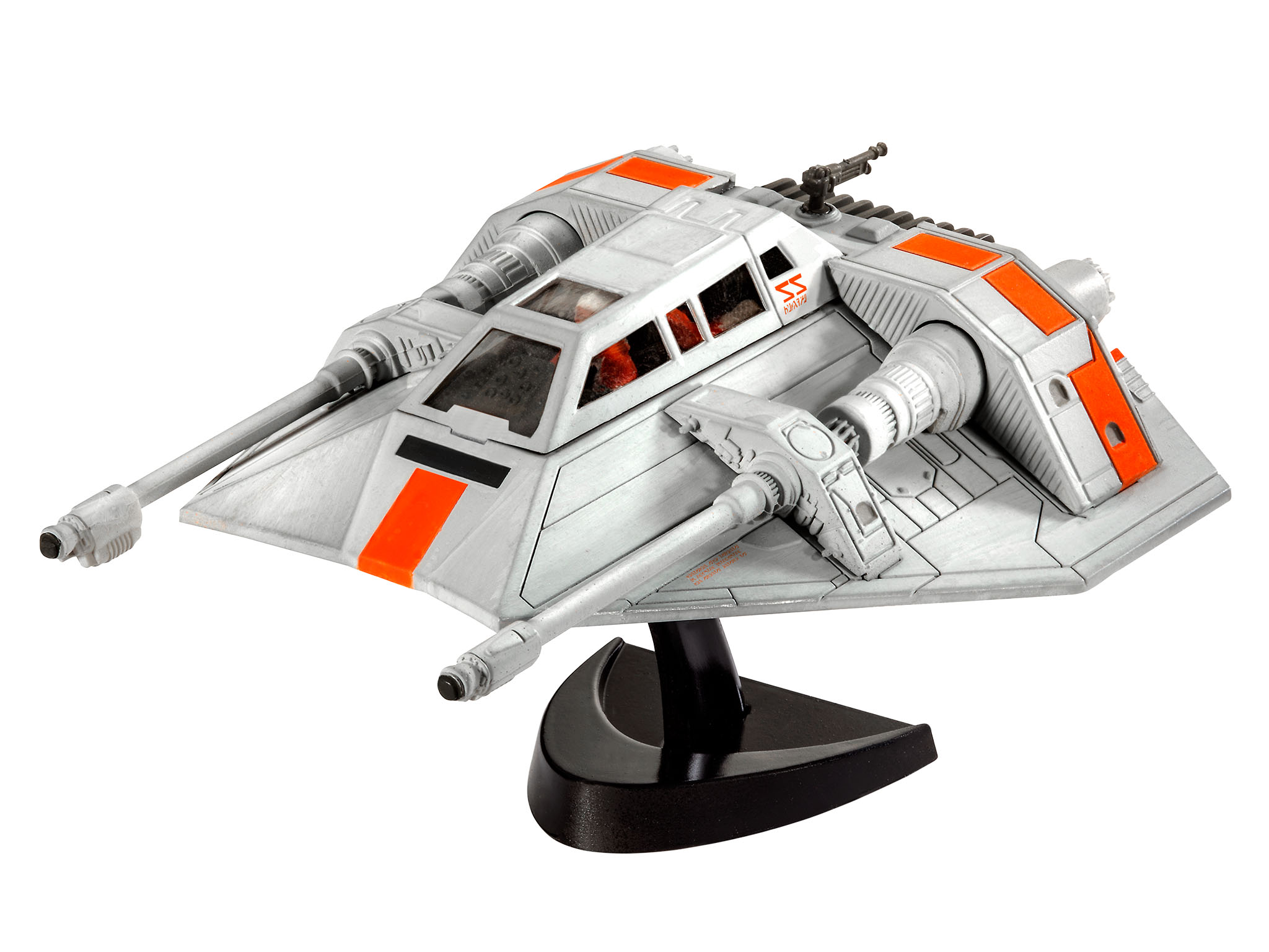 Image result for revell snowspeeder