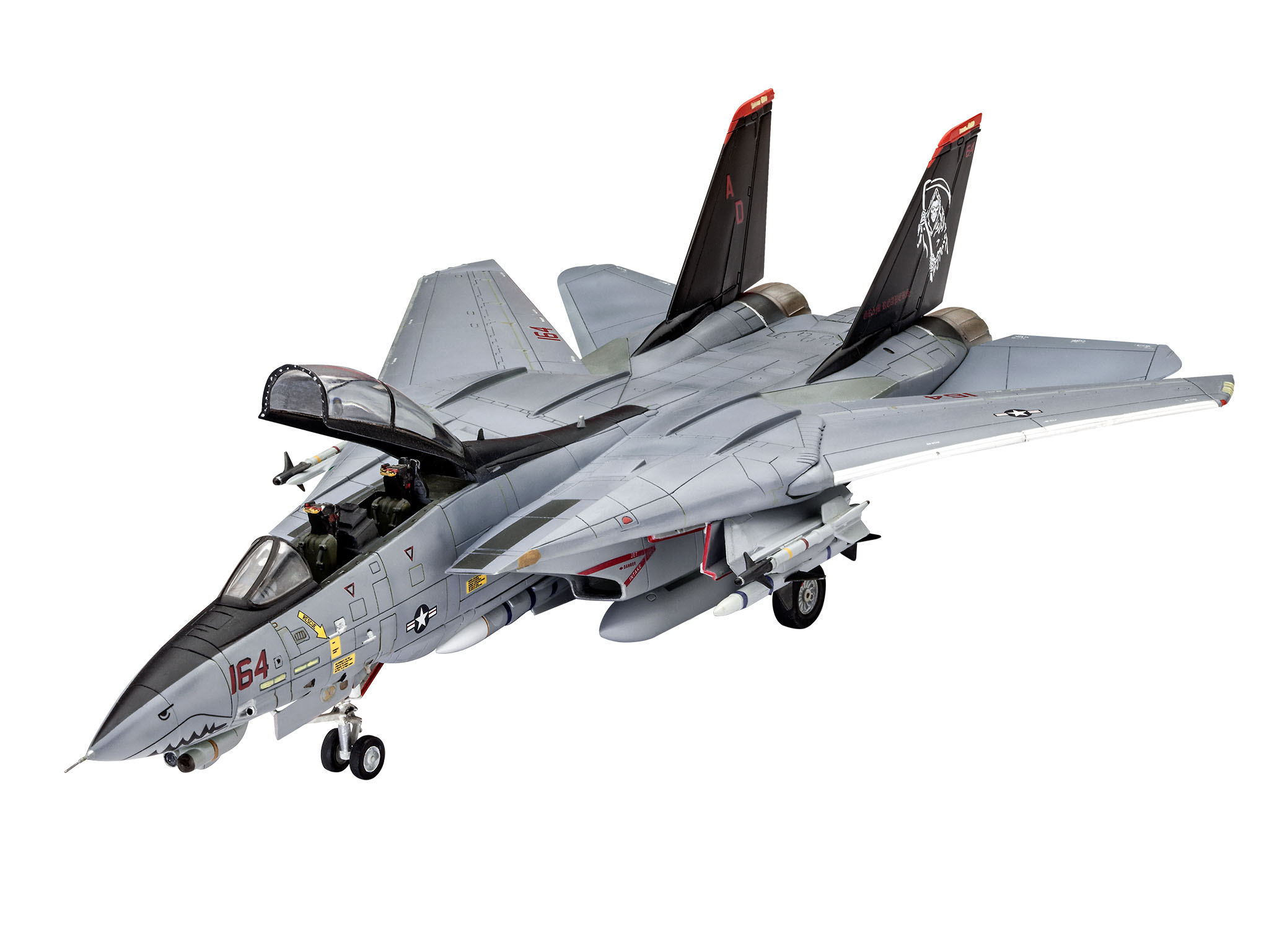 Model Set F 20D Super Tomcat