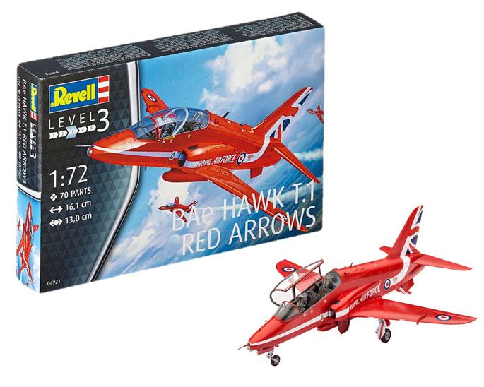 Bae Hawk T.1 Red Arrows Revell 04284