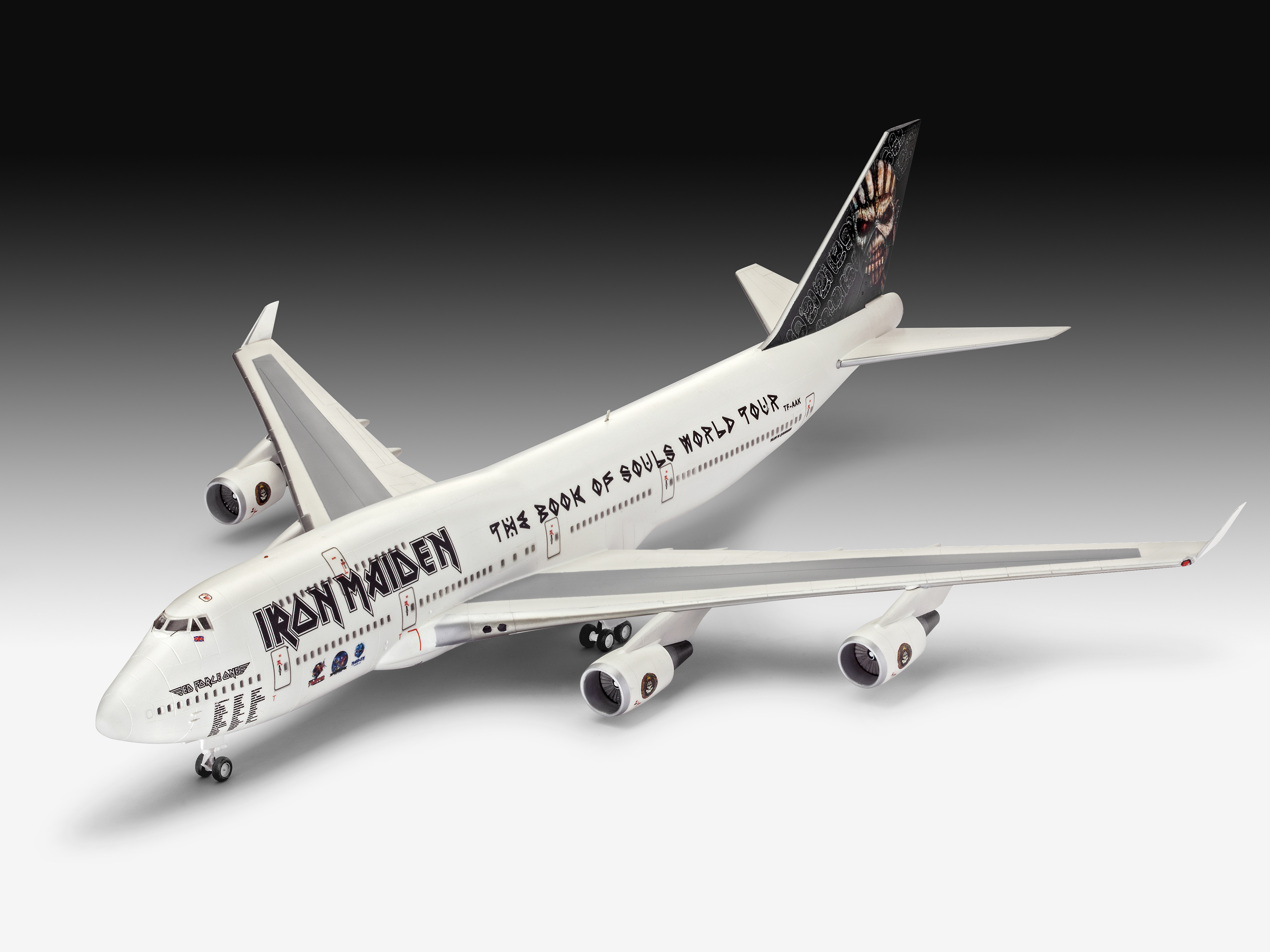 toy rc planes with Boeing 747 400 Iron Maiden on Build The Spitfire likewise Boeing 747 400 IRON MAIDEN further Drone On The Leash together with Disney Planes Rc Driving Plane Dusty likewise Watch.