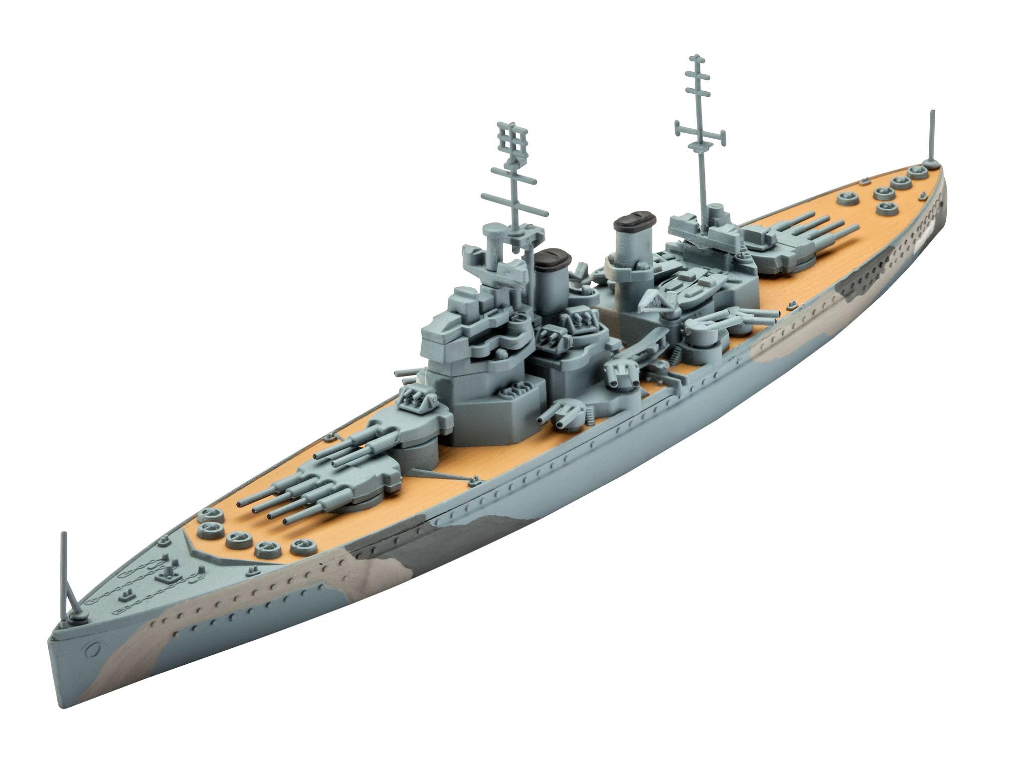 Revell   U Boat Build