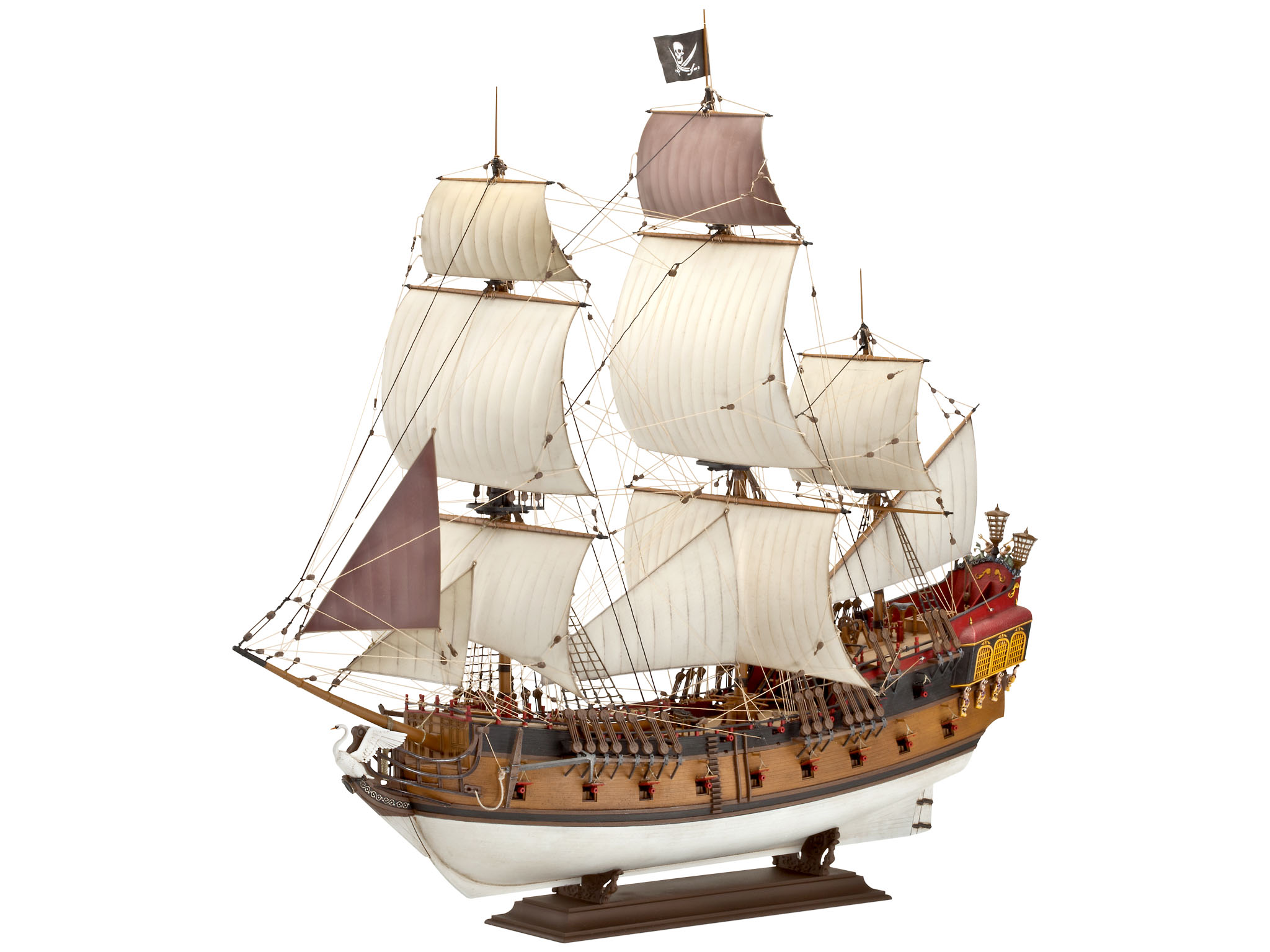 Revell shop pirate ship revell shop - Playmobil bateau corsaire ...