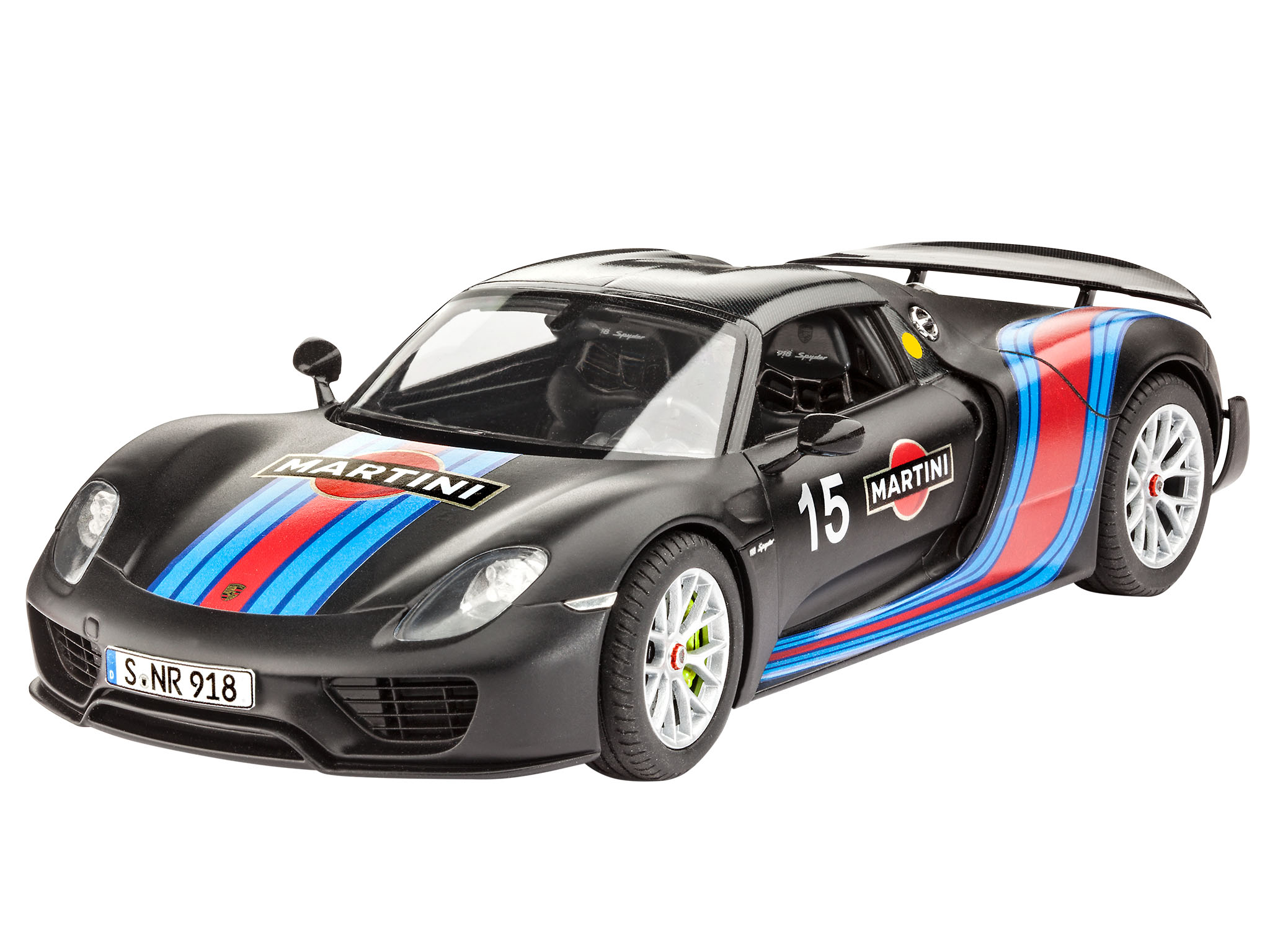 revell shop porsche 918 weissach sport revell shop. Black Bedroom Furniture Sets. Home Design Ideas