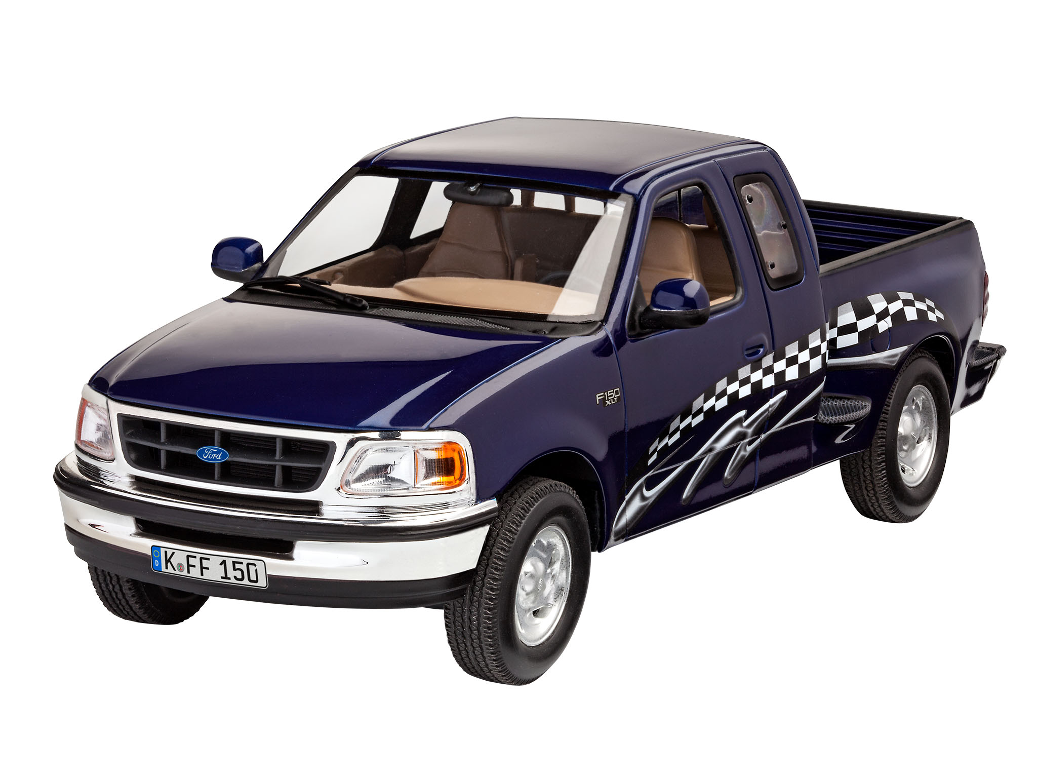 97 ford f 150 xlt