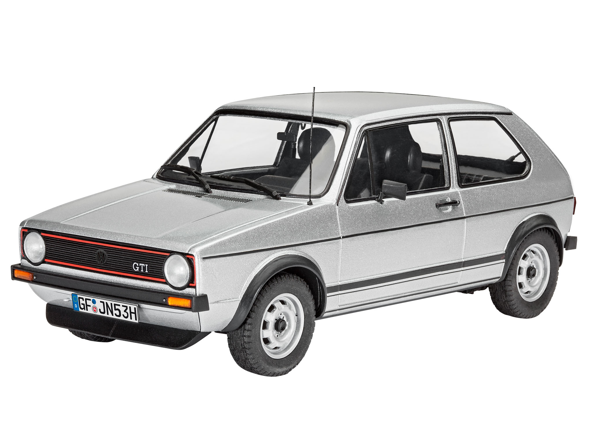 revell vw golf 1 gti. Black Bedroom Furniture Sets. Home Design Ideas