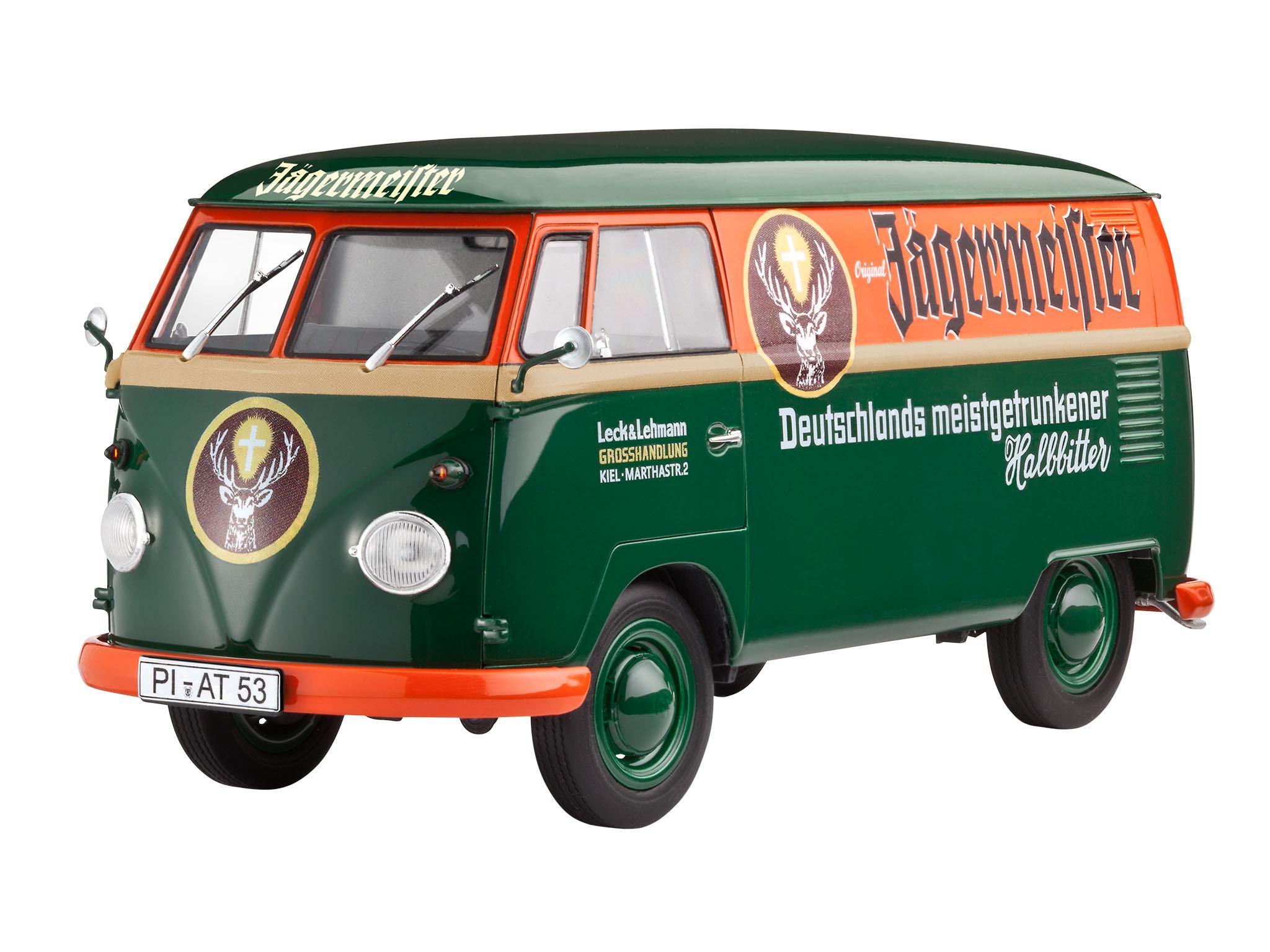 Revell model set vw t1 kastenwagen model set vw t1 kastenwagen altavistaventures Image collections