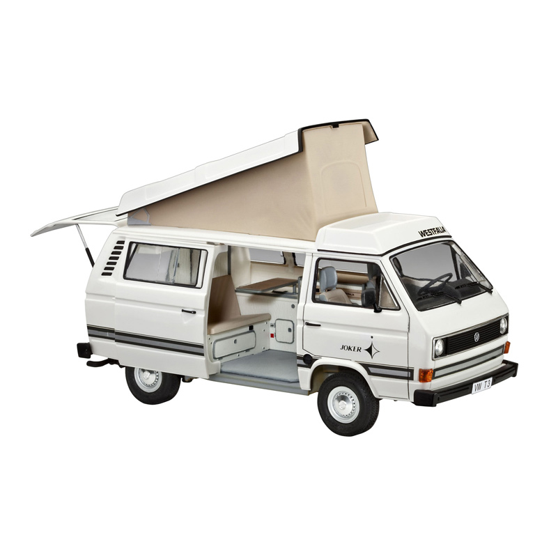 revell shop model set volkswagen t3 camper revell shop. Black Bedroom Furniture Sets. Home Design Ideas