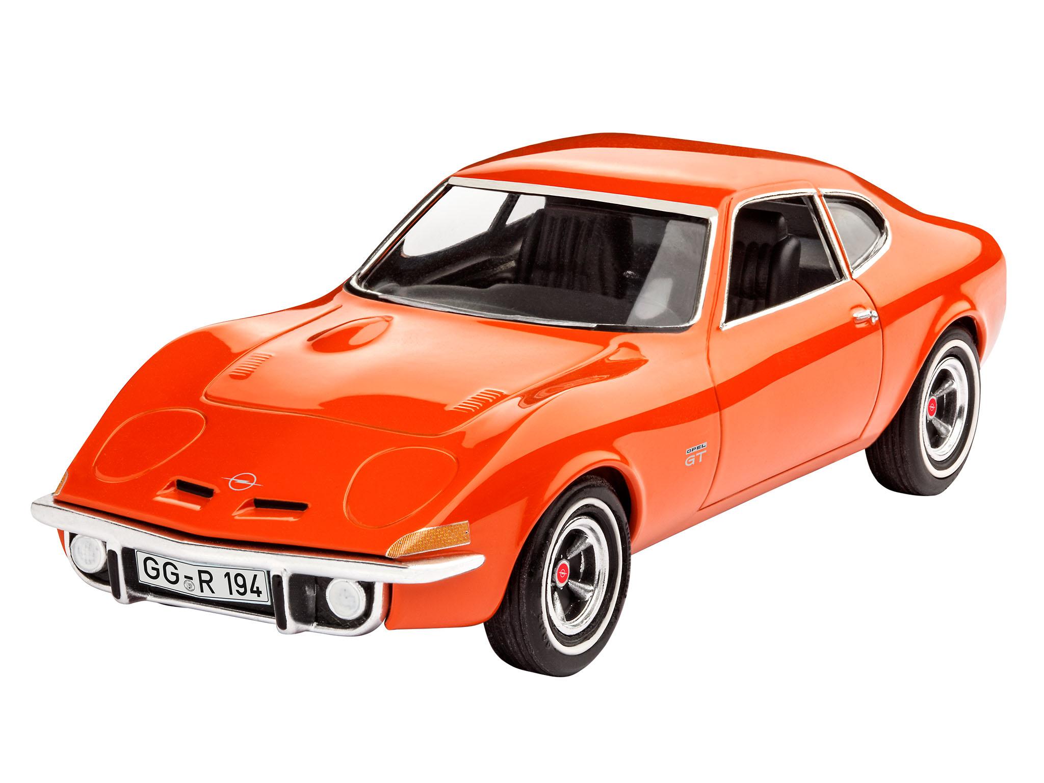 Opel GT Maquette 07680 Revell Echelle 1//32