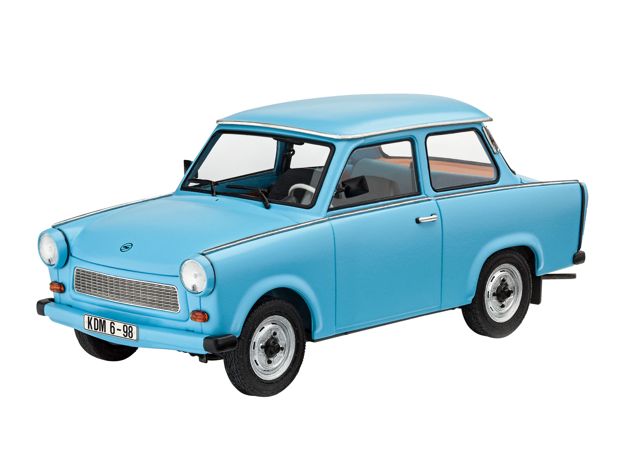 revell trabant 601s 60 jahre. Black Bedroom Furniture Sets. Home Design Ideas