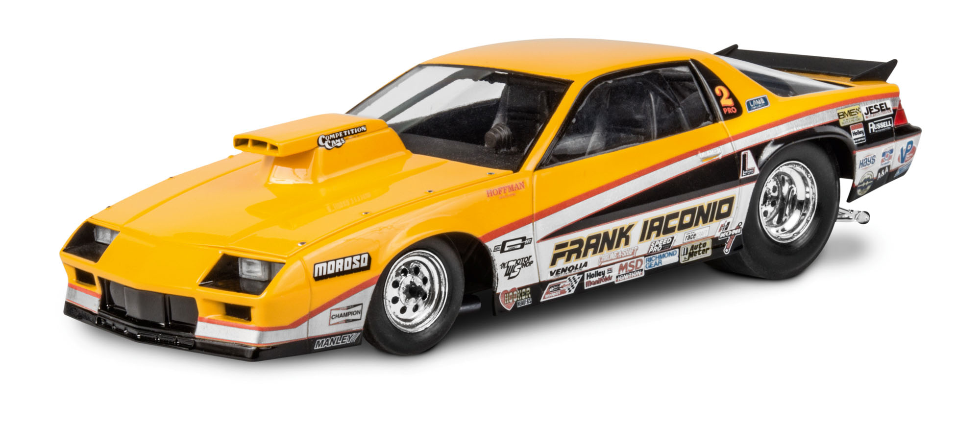 Revell Official Website Of Revell Gmbh Iaconio Chevy Camaro Pro Stock