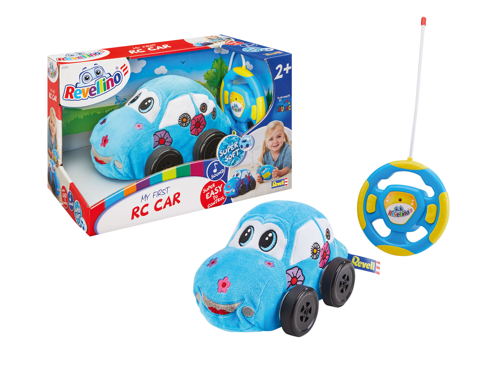Revell My first RC Tractor Elektrisches Spielzeug