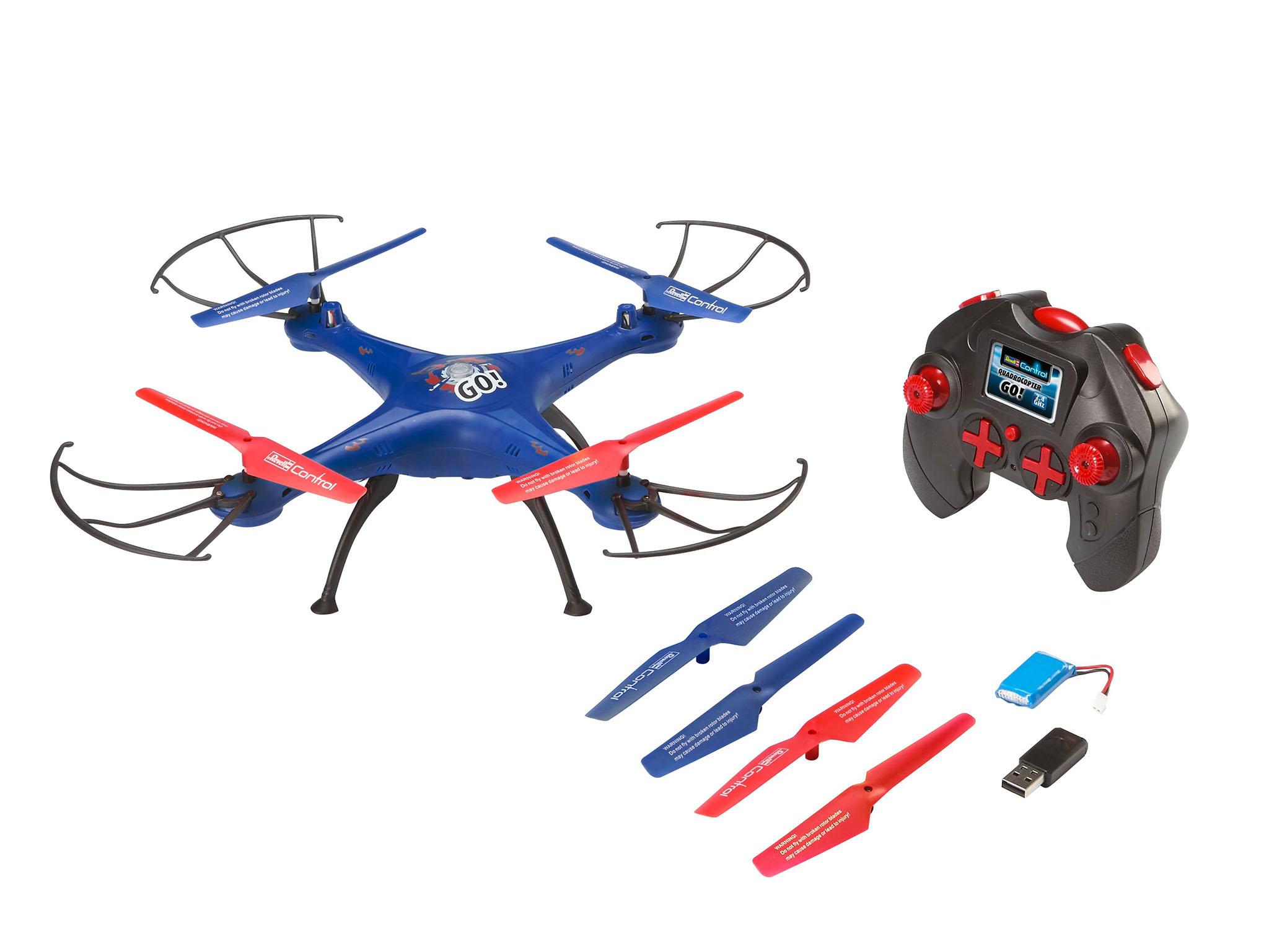 revell quadcopter go. Black Bedroom Furniture Sets. Home Design Ideas