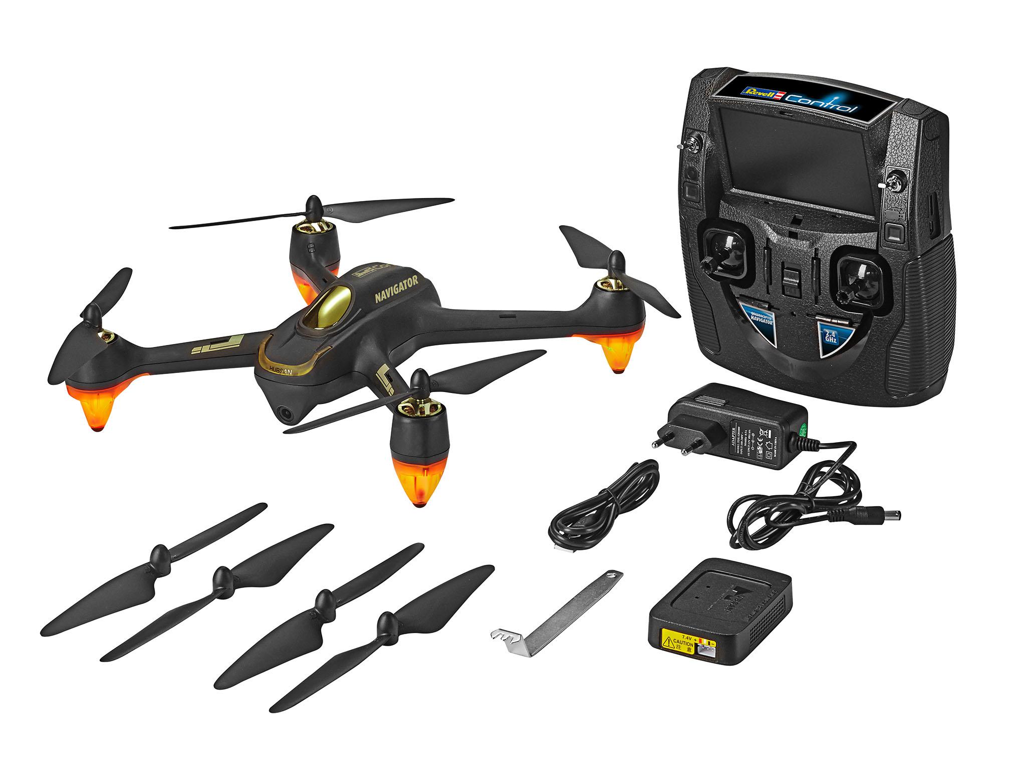 revell shop gps quadcopter navigator revell shop. Black Bedroom Furniture Sets. Home Design Ideas