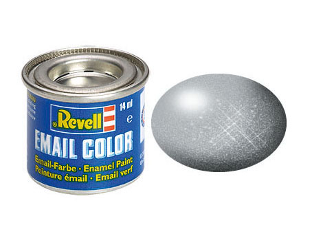 Revell Email Color Silver Metallic 14ml