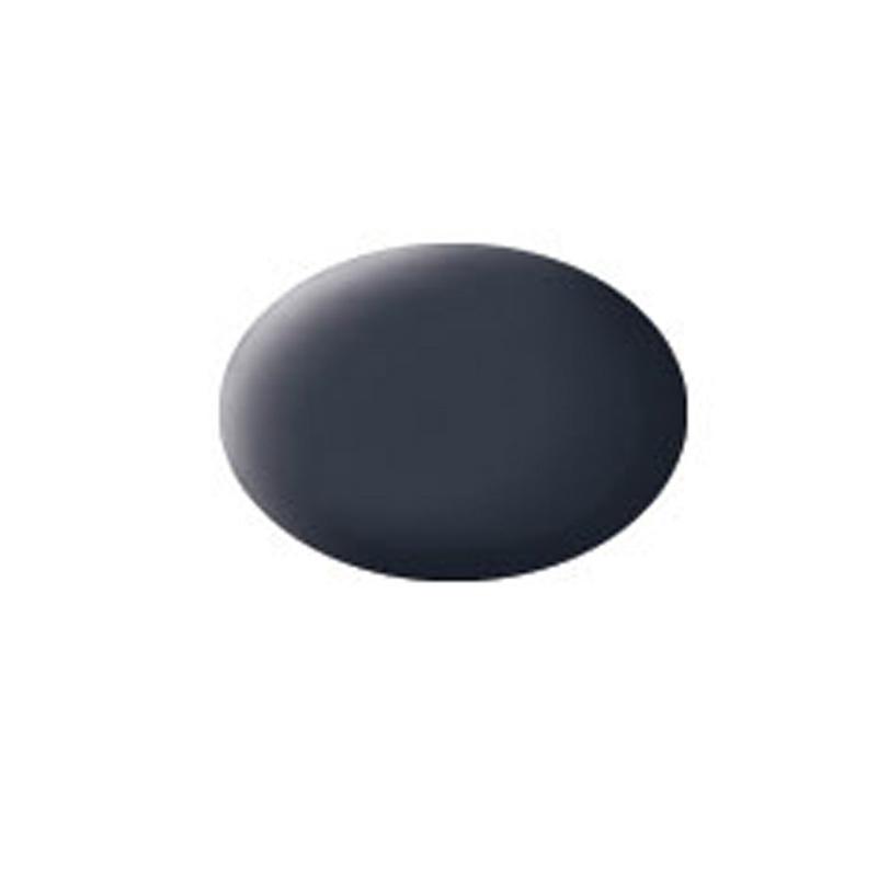 revell aqua color gris fonc mat 18ml ral 7024. Black Bedroom Furniture Sets. Home Design Ideas