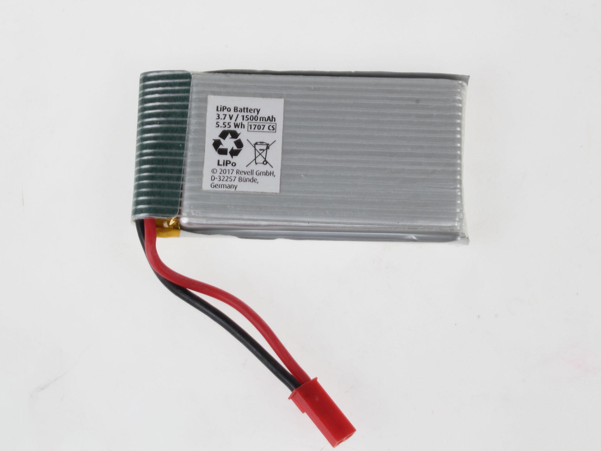 Revell 43600 Li-Po Akku 3,7V 300mAh für Funtic 2.0 23878