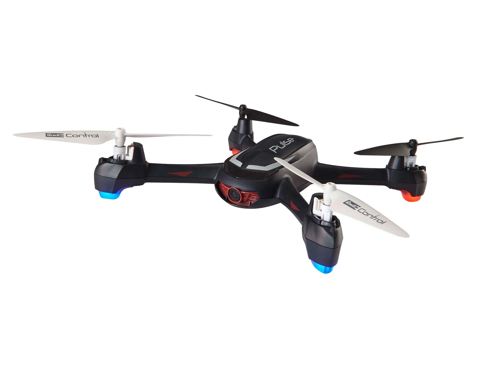 revell shop gps quadcopter pulse revell shop. Black Bedroom Furniture Sets. Home Design Ideas