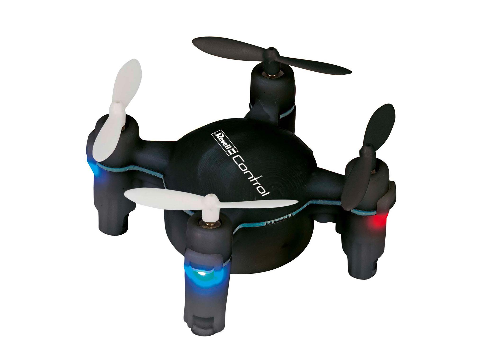 revell shop quadcopter nano quad fun black revell shop. Black Bedroom Furniture Sets. Home Design Ideas