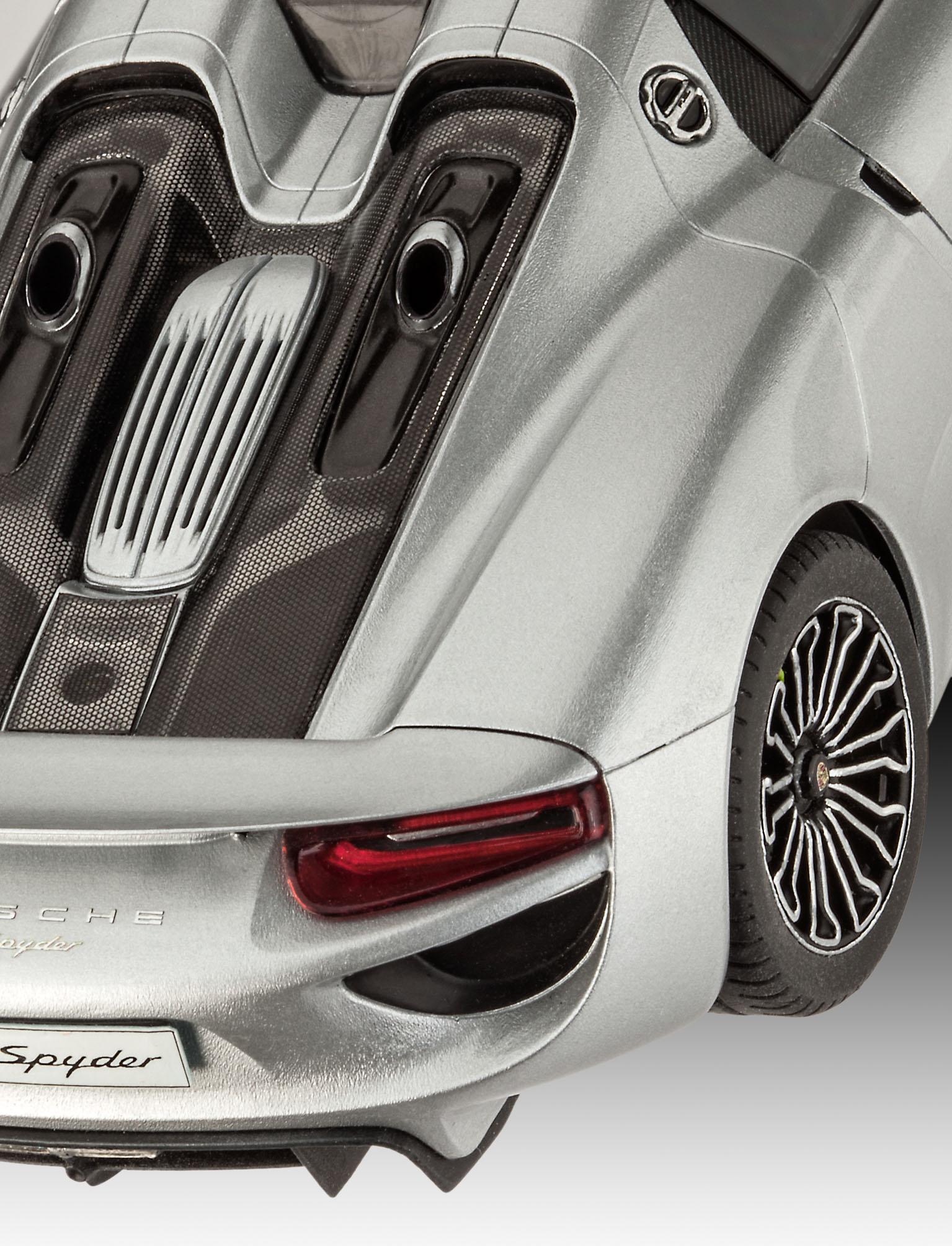 Revell Shop | Model Set Porsche 918 Spyder | Revell Shop