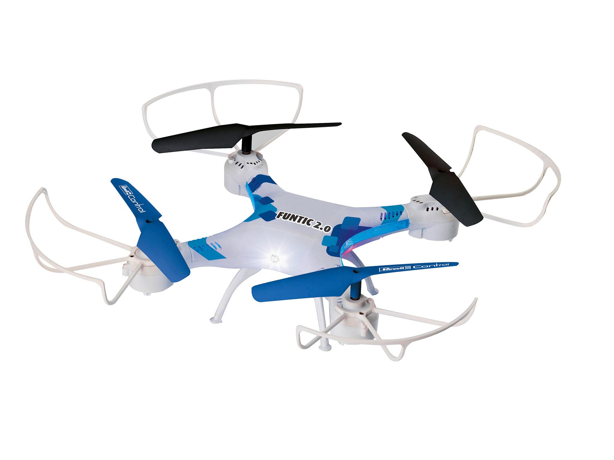revell shop quadcopter funtic 2 0 revell shop. Black Bedroom Furniture Sets. Home Design Ideas