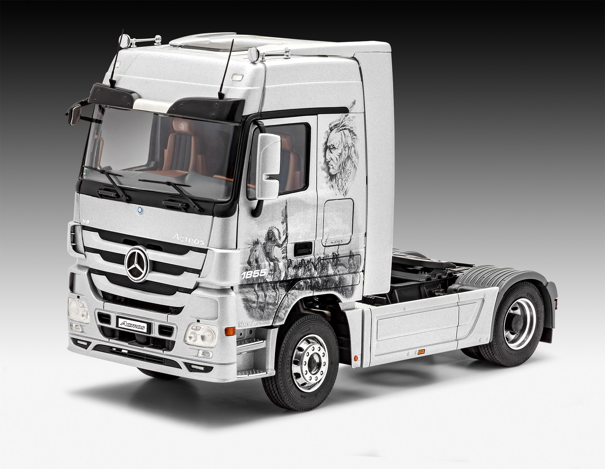 Revell Shop Mercedes Benz Actros Mp3 Revell Shop